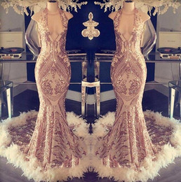 Plus Size Dresses For Teens Australia - 2019 African Mermaid Prom Dresses With Champagne lace Appliques Black Girls Formal Dresses Evening Wear Girls Pageant Gowns For Teens