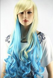 $enCountryForm.capitalKeyWord NZ - WIG free shipping Fashion charm lolita long wave color brow anime manga curly wig