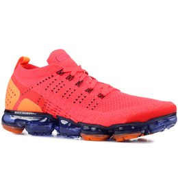 Chinese  2018 Cushion 2.0 Running Shoes Men Women Classic Red Orbit Triple Black White Dusty Cactus Jogging Walking Hiking Sports Athletic Sneakers manufacturers