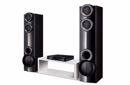 LG LHB675 3D- Capable 1000W Blue Ray 4.2 CH Sistema Home Theater