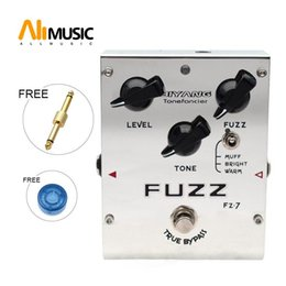 vintage effect pedals NZ - Biyang Tonefancier FZ-7 Vintage and Modern Fuzz Guitar Effect Pedal Pedal 3 mode