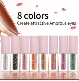 Best Selling Makeup Brands Australia - Best selling QIC Brand Liquid Water Eye Shadow Super Shiny