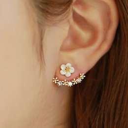 Jewelry & Accessories Temperament Korea Style Five-pointed Star Simulated Clip On Earrings For Girls Cute No Ear Hole Anti-allergic Earrings Ear Clip Soft And Light Clip Earrings