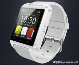 Smart Watches For Iphone 4s Australia - Smartwatch U8 U Watch Smart Watch Wrist Watches for iPhone 4 4S 5 5S Samsung S4 S5 Note 2 Note 3 HTC Android Phone 7 plus