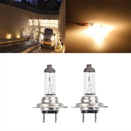 Parking Light Bulbs Halogen Australia - 2PCS H7 12V 55W 4300K Halogen Car Light Bulb Lamp Cars Light Bulbs 4300k Parking Light H7 HeadLight Bulb Fog lights