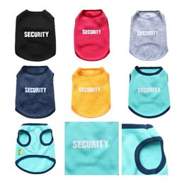 $enCountryForm.capitalKeyWord Australia - Pet Dog Clothes for Small Dogs Summer Clothes Puppy Clothing Dog Shirt Cheap Cat Pet Vest Clothes for Dogs Chihuahua Ropa Perro