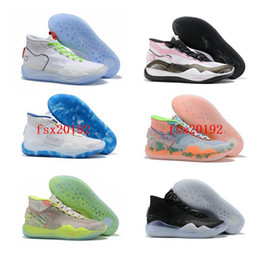 kevin kd shoes 2019 - New Arrival KD 12 Starting Kevin Durant XII Protro Green Camo Mens Designer Basketball Shoes 12s KD12 Sneakers Trainers