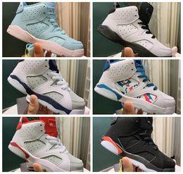 $enCountryForm.capitalKeyWord Australia - Kid shoes basketball shoe retro for girl boy dress big boy fashion soccer sneakers Youth boy shoe send with box