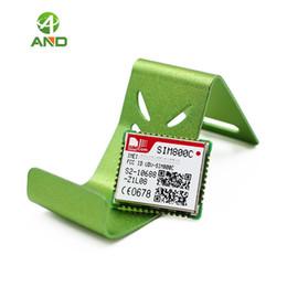 $enCountryForm.capitalKeyWord NZ - Freeshipping Original SIMCOM SIM800C module,SMS GSM GPRS module,SIM800C,100pcs lot