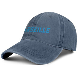 $enCountryForm.capitalKeyWord NZ - Olympique de Marseille Les Olympiens OM Text blue Men Women trucker caps adjustable baseball hats fitted Classic Stylish hats