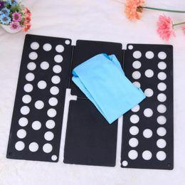 $enCountryForm.capitalKeyWord Australia - Magic Save Time Clothes Folding Board Multi-functional T-Shirt Kids Size Quick Folders Organizer Laundry Plastic Home Storage