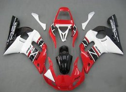 $enCountryForm.capitalKeyWord NZ - 4Gifts New ABS Fairing Kits Fit For YAMAHA YZF-R6 98-99-00-01-02 fairings set YZF600 1998 1999 2000 2001 2002 bodywork black red white