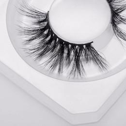 f37e730c7c7 25mm 3d Eyelashes Crisscross False Eyelashes Natural 100% Fashion Lashes  Extension Eyelash Makeup Tools