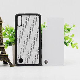 $enCountryForm.capitalKeyWord Australia - Blank 2D Sublimation TPU+PC rubber phone Case cover for Samsung Galaxy M10 M20 J4 2018 J8 J6 Prime Plus A9 J4 J2 Pro