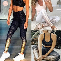 Wholesale for good clothes online – design Sporting Women Leggings High Waist Gym Leggings For Women Running Fitness Scrunch Trousers Womens Clothing Good Quality