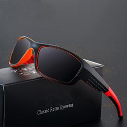 Sun wearing glaSSeS online shopping - New Polarized Sunglasses Biker Eyewear Glass Men Fishing Driving Sun Glasses Fashion Sport Eye Wear Drop Shipping