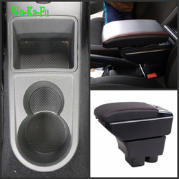 $enCountryForm.capitalKeyWord Australia - For Rapid armrest box central Store content Storage Rapid school armrests box with cup holder ashtray USB interface