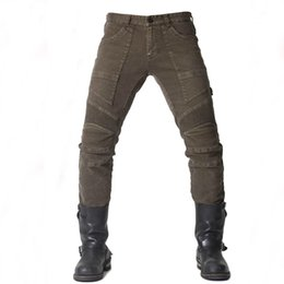 $enCountryForm.capitalKeyWord UK - 2019 KOMINE jeans motorcycle jeans motocross pants riding on the road four-piece protection distribution