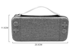 $enCountryForm.capitalKeyWord Australia - Multifunction Switch Bag Storage Bag PU+EVA Carrying Gaming Storage Bag Hard Shell Pouch for Switch NS Gamepad Accessories