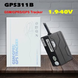 Wholesale e tracks online – design Motorcycle E Bike gps tracker GPS311B TK311B V GPS mini tracking device support sim card balance query and fuel oil cut off