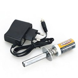hsp nitro engine NZ - HSP 80101 1800mAh Rechargeable Glow Plug Igniter Power Charger For Nitro RC Cars
