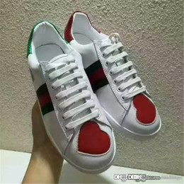 Discount pierce box - NO.2GU NEW Ace Star White ACE PIERCED HEART SNEAKER WHITE MULTI Sneakers Shoes With Box