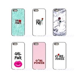 $enCountryForm.capitalKeyWord Australia - girl power Hard Phone Case Cover For Apple iPhone X XR XS MAX 4 4S 5 5S 5C SE 6 6S 7 8 Plus ipod touch 4 5 6