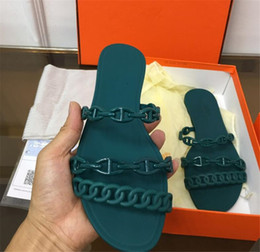 flat shoes size 42 Canada - Ceyaneao Size 35-42 New Women Sandal Flat Heel Sandalias Femininas Summer Casual Single Shoes Woman Soft Bottom Slippers Slippers#285