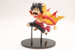 Chinese  One Piece Luffy Yellow Anime Figure Action Figures CollectibleMoble Hot Toys Birthdays Gifts Doll New Arrvial Hot Sale PVC Free Shipping manufacturers