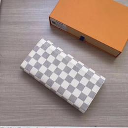 Pvc Long Zipper NZ - Leather wallet fashion long zipper wallet clutch bag female wallet