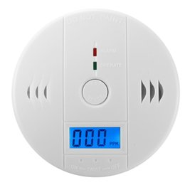 Fire Cameras UK - for Smart Home Carbon Monoxide Detectors Home Security Carbon Monoxide Smart Sensor Gas Fire-Alarm Monitor Detection System