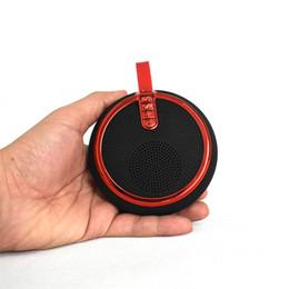 $enCountryForm.capitalKeyWord Australia - 2019 popular hot sale round wireless speaker Bluetooth Radio FM portable belt bike mount MP3 boombox caixa de som alto falante vs CLIP bt