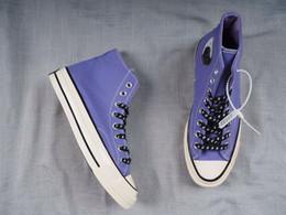 $enCountryForm.capitalKeyWord Australia - The latest Stripe OFF Chuck purple element Yin Yang Tai Chi star Kung Fu 1970S canvas men and women running shoes fashion casual shoes