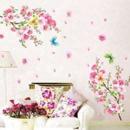 Small Butterfly Art Australia - Details about Removable Blossom Flower Butterfly Vinyl Art Decal Wall Home Sticker Room Decor Details about Removable Blossom Flower But
