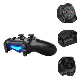 $enCountryForm.capitalKeyWord UK - Wireless Controller For PS4 Gamepad For Playstation Dualshock 4 Vibration Joystick Bluetooth Gamepads for PlayStation 4 Console Game Pad