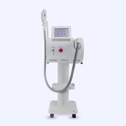 hair removal treatment Australia - New Multifunctional laser hair removal skin rejuvenation acne vascular removaland age spot treatment beauty machine sales CE ISO