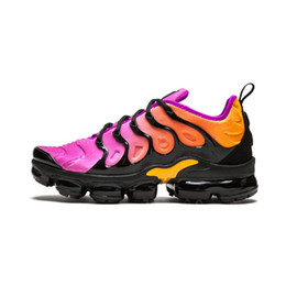 $enCountryForm.capitalKeyWord UK - New 2019 Plus Tn Rainbow Shoes mens Bumblebee Be True Grape Triple Black Designer Shoe Tn Chaussures Sherbet Team Red Black White Sneaker n0