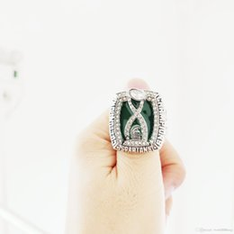 bowl rings 2019 - Newest Championship Series jewelry 2015 Michigan State Spartan s Cotton Bowl Championship ring Fan Gift high quality who
