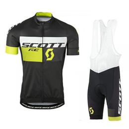 $enCountryForm.capitalKeyWord UK - Summer Scott 2019 Men cycling jersey Maillot ciclismo cycling clothing ropa ciclismo Short sleeve bike clothing Bib shorts Set 00016