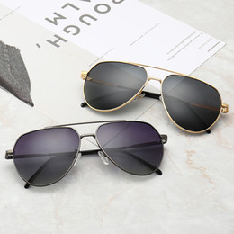 2763dde9c938 Designer Sunglasses For Women With Polarized Color Glass Fashion Luxury Sun Glasses  Trend Korean Sunglass With Large Frame