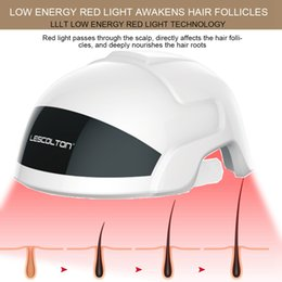 laser helmets NZ - Laser Hair Regrowth Growth Infrared Treatment Cap Helmet Anti Hair Loss Removal Therapy Alopecia 80 Diodes Health Beauty Device