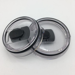 20oz 30oz Magnetic Lid Tumbler Replacement Lids Slider Spill Proof Cup Cover Leakproof Cup Lid 30pcs OOA7544 on Sale