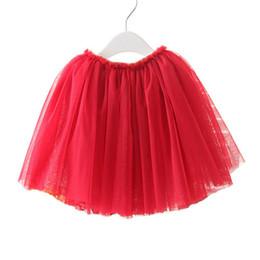 Chinese  New girls skirts baby ballerina tutu skirt children's chiffon pettiskirts kids skirt princess clothing top quality manufacturers