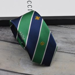 $enCountryForm.capitalKeyWord Australia - Mens Classic Silk Ties for Men Designer Neckwear Business Skinny Grooms Necktie for Wedding Party Suit Shirt Fashion