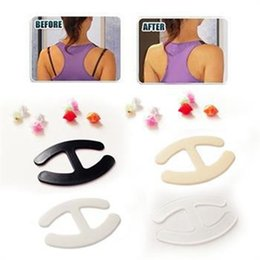 Discount cleavage clip bra - Women Invisible Bra Buckle Perfect Adjust Bras Strap Clip Cleavage Control 3000pcs Lot opp bag package MMA1494