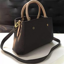 Boston Tote Bag Free Shipping Australia - wholesale Fashion Luxury Woman handbag fashion High Quality leather messenger shoulder bag Crossbody Evening Tote free shipping
