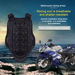 $enCountryForm.capitalKeyWord Australia - Motorcycle Armor Racing Riding Full Body Spine Protection Jacket Gear Protection Body Armor Backpiece Back Protective Protector #270698