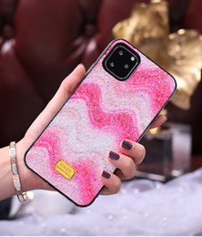 SamSung galaxy S pluS coverS online shopping - Glitter diamond phone case for iphone pro max iphone s plus x xr xs cases bling Rhinestone cover covers for samsung note s10