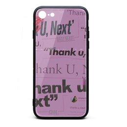 $enCountryForm.capitalKeyWord Australia - Ariana Grande Thank You Next Album white iphone cases,iphone 6,iphone6s,iphone 6plus,iphone 6splus,iphone7,iphone 8 cases cute phone cases