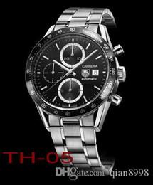 $enCountryForm.capitalKeyWord Australia - 2019 Top Brand Men HEUER CARRERA F1 Watch Stainless Steel Automatic Movment Watches men's LUXURY Mechanical Wristwatches